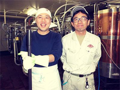 クラフトビール会の第一人者である丹羽智氏と